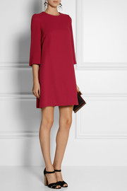 Dolce & Gabbana Wool-blend mini dress
