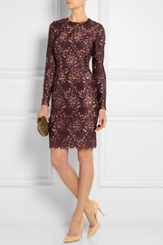 Stella McCartney Bevam guipure lace dress