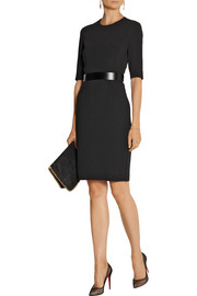 Stella McCartney Andra stretch-cady dress