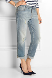 Stella McCartney The Tomboy mid-rise boyfriend jeans