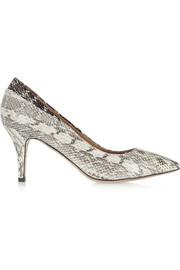 Isabel Marant Pealman watersnake pumps