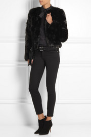 Karl Lagerfeld Eveline faux fur jacket
