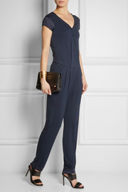 Karl Lagerfeld Phylissia stretch-jersey jumpsuit