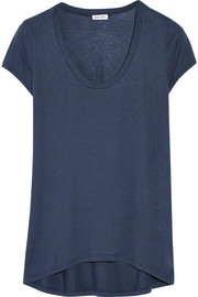 Splendid Supima cotton and modal-blend T-shirt