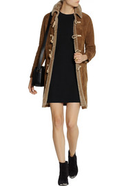 Saint Laurent Shearling duffle coat