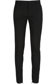 Saint Laurent Wool-gabardine skinny pants