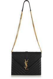 Saint Laurent Monogramme quilted leather shoulder bag
