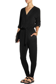 MICHAEL Michael Kors Studded stretch-jersey jumpsuit