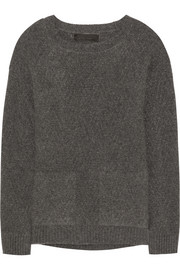Itsa Pocket cashmere sweater