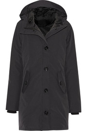 Camrose shell down parka