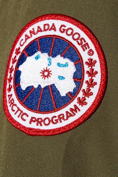 Canada Goose hats outlet official - Canada Goose | Rideau shell down parka | NET-A-PORTER.COM