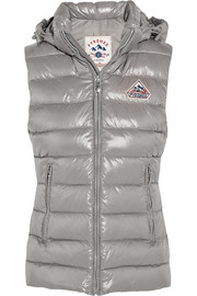Pyrenex Spoutnic quilted down gilet