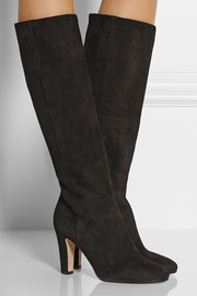 Jimmy Choo Martine suede knee boots