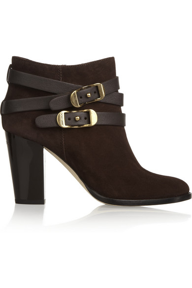 free shipping amazon Jimmy Choo Buckle Ankle Boots view sale online K0eaW6e