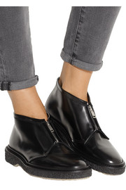 Adieu Type 3 leather ankle boots