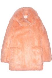 See by Chloé Faux fur coat