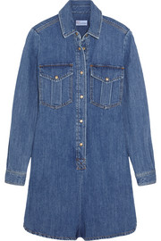 REDValentino Denim playsuit