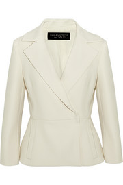 Giambattista Valli Stretch-twill blazer