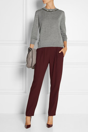 Marni Embellished cashmere sweater