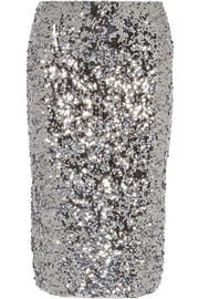 By Malene Birger Poliio sequined pencil skirt