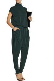 By Malene Birger Pytacio stretch-crepe jumpsuit