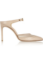 Bionda Castana Atlanta leather pumps