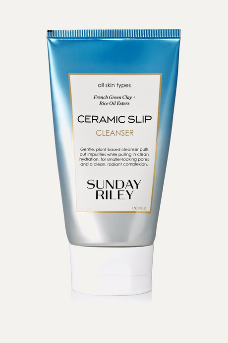 Colorless Ceramic Slip Cleanser, 150ml | Sunday Riley fobyn7