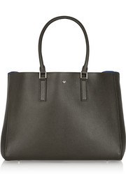 Anya Hindmarch Ebury large textured-leather tote