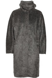 Vanessa Bruno Brighton alpaca and wool-blend coat