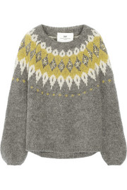 DAY Birger et Mikkelsen Embellished mohair-blend sweater