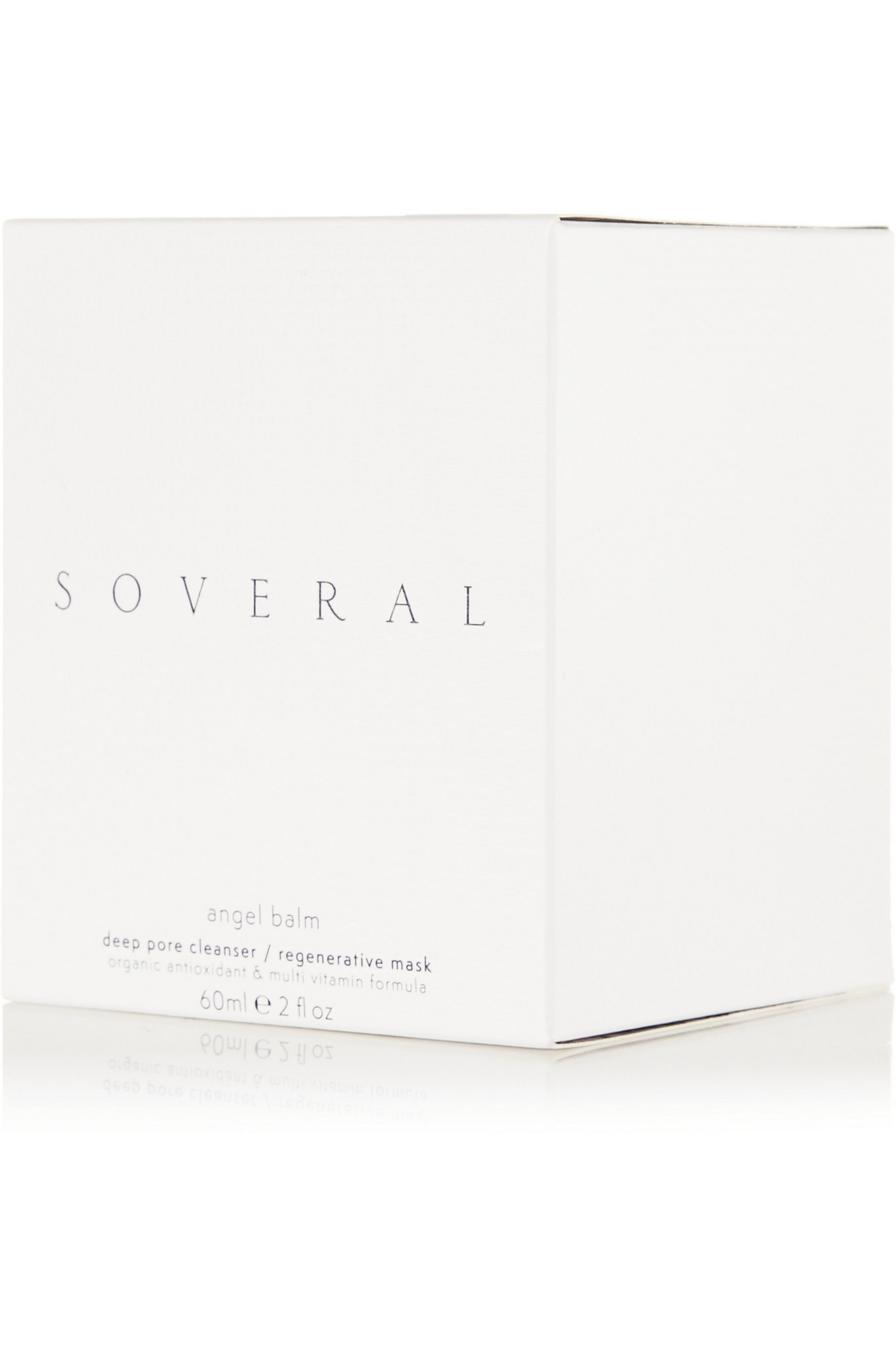 SOVERAL Angel Balm Deep Pore Cleanser and Regenerative Mask, 60ml