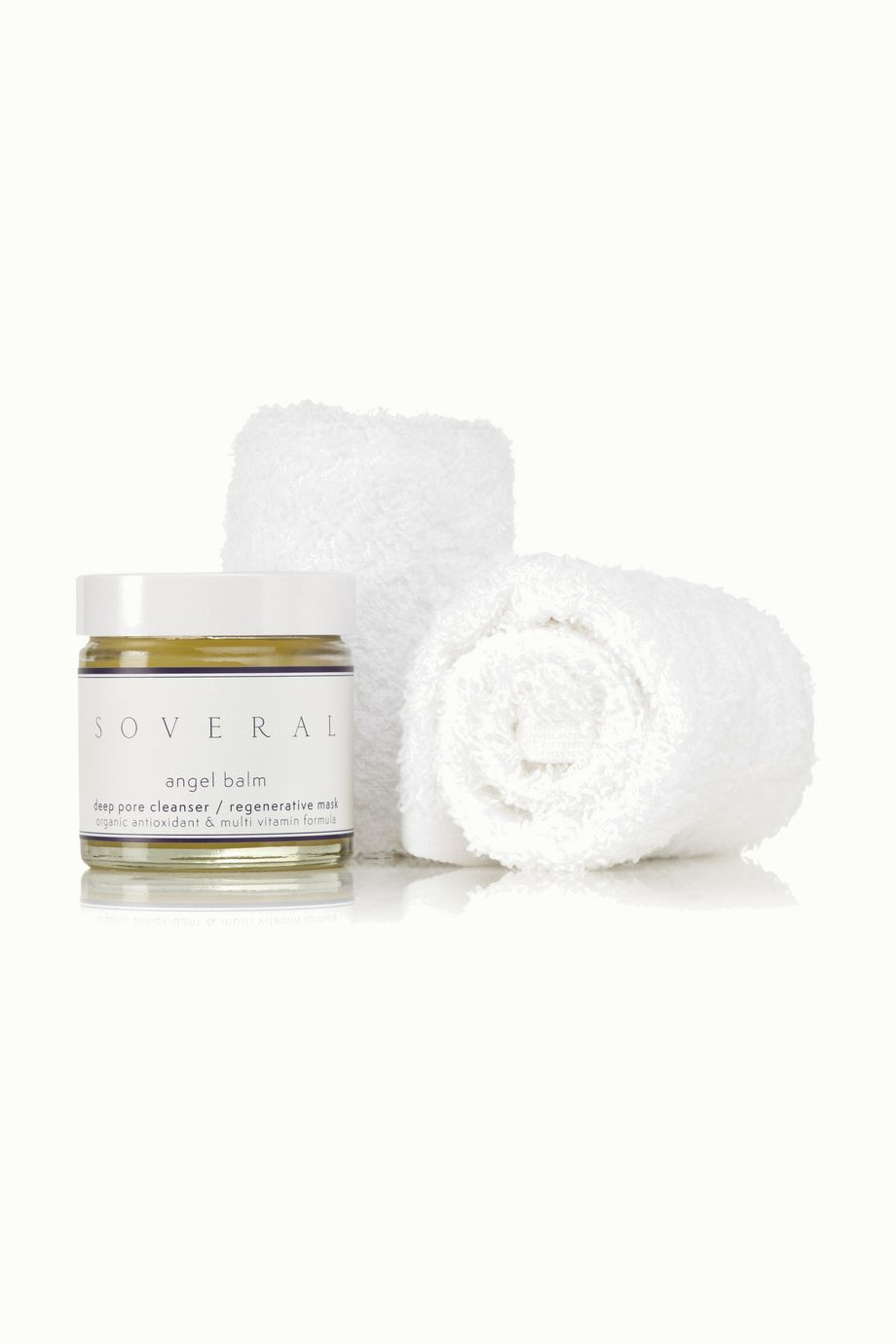 SOVERAL Angel Balm Deep Pore Cleanser and Regenerative Mask, 60 ml – Cleanser und Maske
