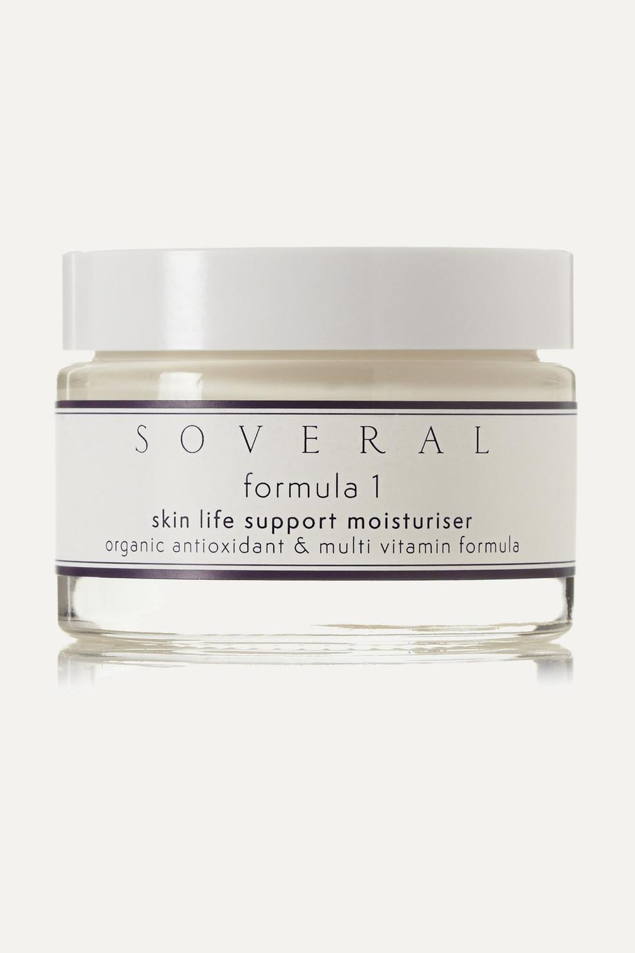 SOVERAL Formula 1 Skin Life Support Moisturizer, 50ml