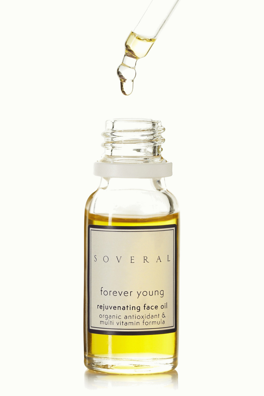 SOVERAL Forever Young Rejuvenating Face Oil, 15 ml – Gesichtsöl