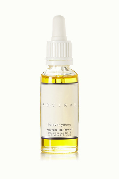 SOVERAL FOREVER YOUNG REJUVENATING FACE OIL, 30ML - COLORLESS