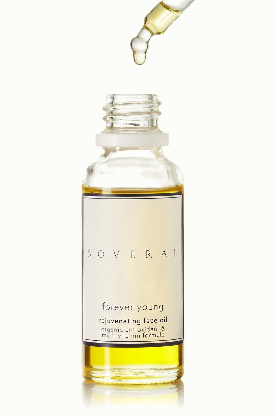 SOVERAL Forever Young Rejuvenating Face Oil, 30 ml – Gesichtsöl