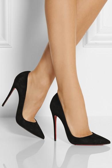Christian Louboutin Nude Shoes Open Toe  Inch Heel