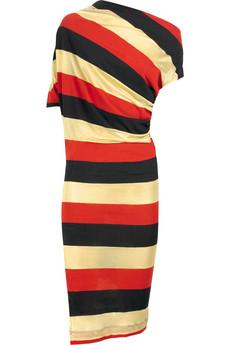 Vivienne Westwood AnglomaniaDrape jersey dress