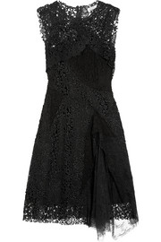 Nina Ricci Patchwork lace dress