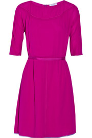Nina Ricci Silk crepe de chine dress