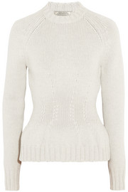 Nina Ricci Chunky-knit wool sweater