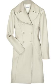 Jil SanderDetroit wool-blend coat