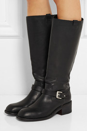 Rag & bone Norton distressed leather knee boots