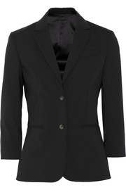 The Row Schoolboy stretch-wool blazer