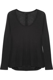The Row Hazelton jersey top