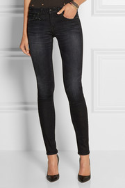 R13 X-Skinny low-rise jeans