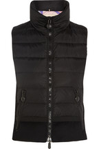 EMILIO PUCCI Quilted shell down gilet