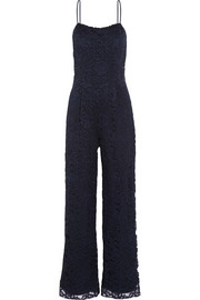 Adam Lippes Lace jumpsuit