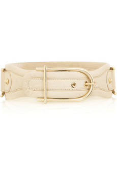 Stella McCartney Canvas waist belt, $495 @ Netaporter.com