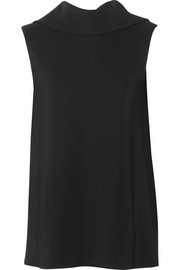 The Row Sesil stretch-cady top